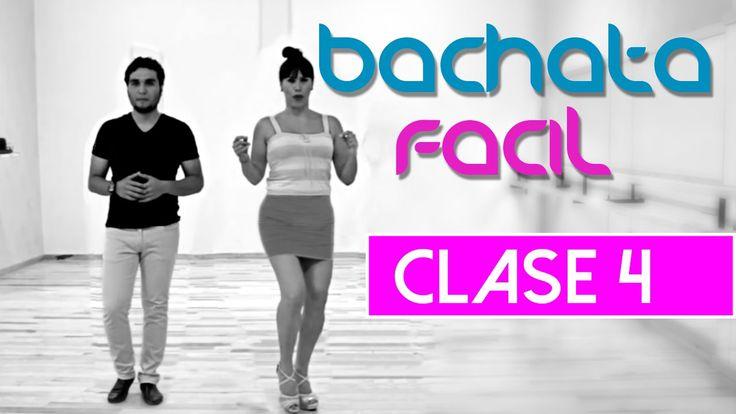 En esta clase te enseñamos el paso de bachata doble de frente, el cual usaremos después para bailar en pareja