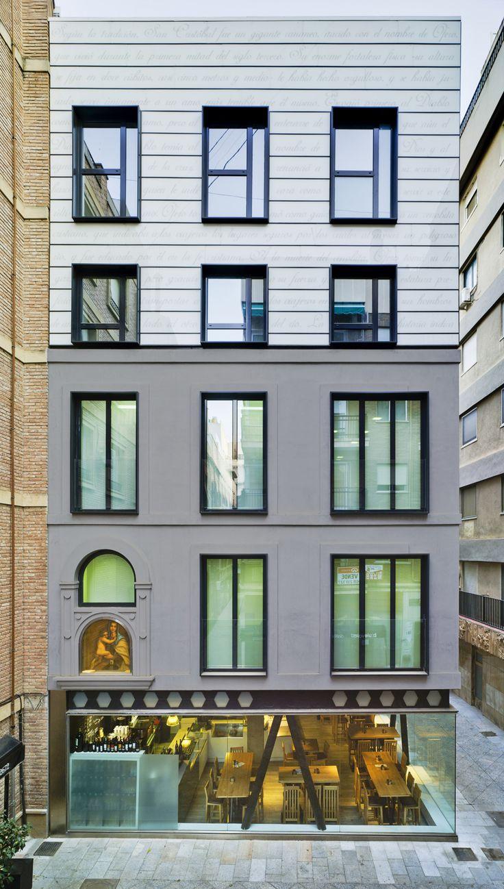 45 best fenestration images on pinterest architecture - Clavel arquitectos ...