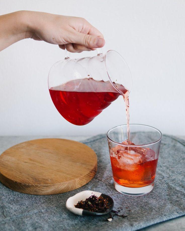 Endeavour Tea — Cherry Sour — Cocktail-inspired tisane