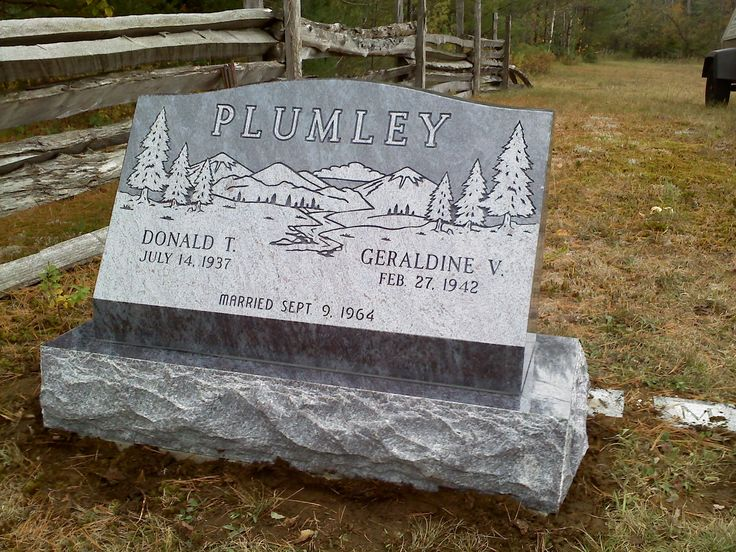 25 Best Ideas About Headstones For Graves On Pinterest