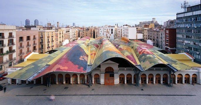 10 Mercados Imperdíveis em Barcelona #viagem #barcelona #espanha