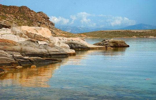 Monastiri Beach   Paros Island