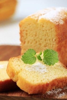 Torta al limone senza glutine/Lemon Cake gluten free