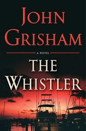 Enter for a chance to win a signed copy of The Whistler, the latest thriller by John Grisham