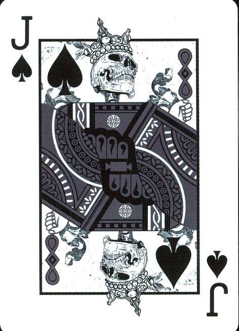 Grimoire jack of spades