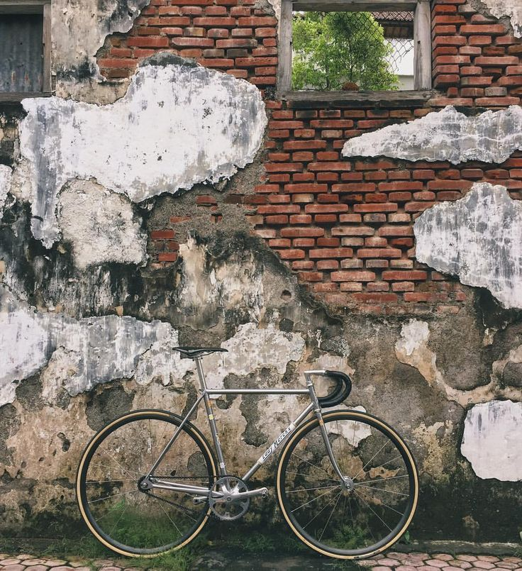 43 best Vintage Bikes images on Pinterest   Vintage bikes, Bicycles ...
