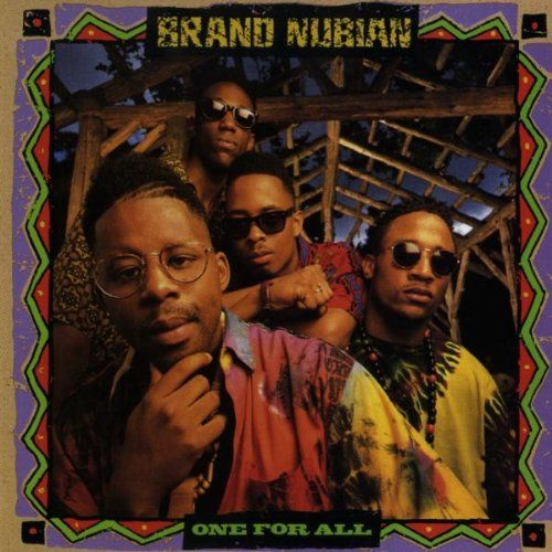 Brand Nubian Albums | ... Artists: B >> Brand Nubian >> One for All by Brand Nubian album cover