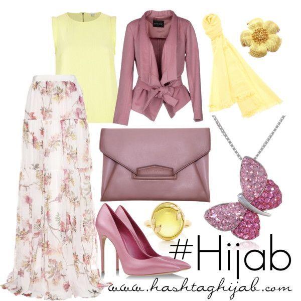 Hijab Fashion 2016/2017: Hashtag Hijab Outfit #127  Hijab Fashion 2016/2017: Sélection de looks tendances spécial voilées Look Descreption Hashtag Hijab Outfit #127