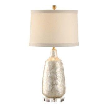 Capiz Shell Urn Lamp