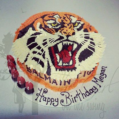 Balmain Tiger