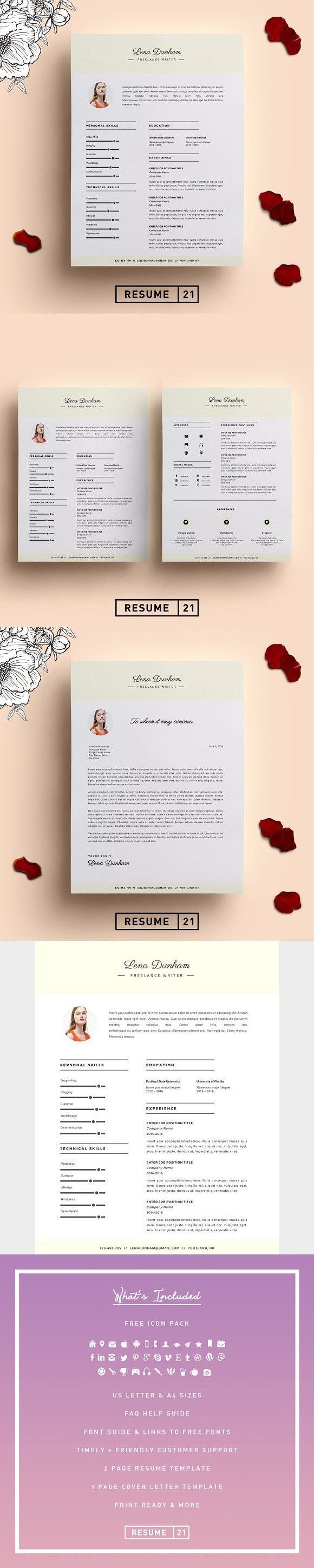 Nice 1 Page Resume Format Free Download Tall 10 Envelope Template Solid 15 Year Old Resume Sample 18th Invitation Templates Youthful 1and1 Templates Bright2 Binder Spine Template 236 Best Images About Resume Design \u0026 Layout On Pinterest | Resume ..