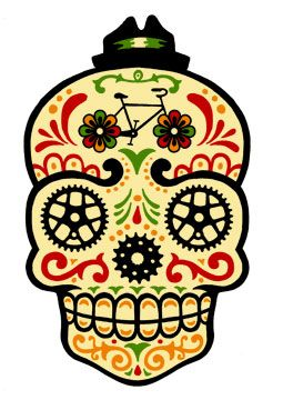 dia de los muertos san jose bike party - Google Search
