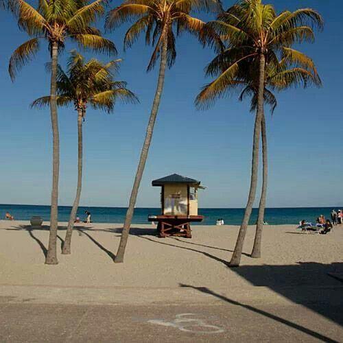 Hollywood Beach , Florida