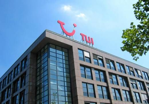 TUI Group is ranked 11,913 out of 48,042 in Company