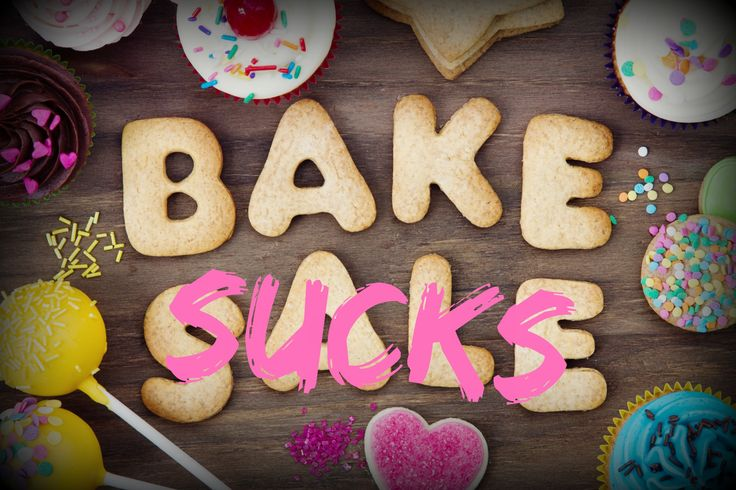 #divorce and bake sale cookies both suck.  Read more divorce humor at www.roundandroundrosie.com