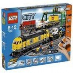Lego 7939 Vrachttrein - Speelgoed :: Outlet-Shopping