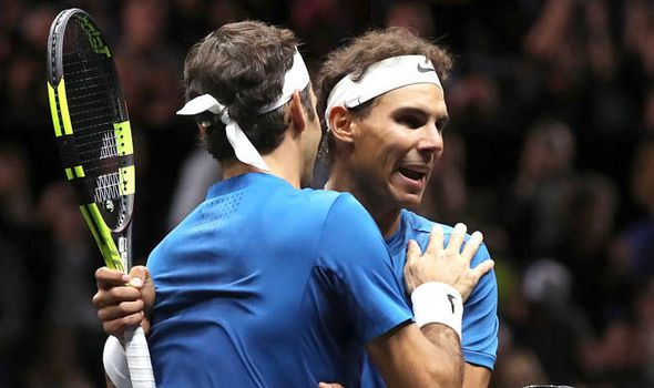 Rafael Nadal is hungrier than Roger Federer and changes to his game prove it - Wilander