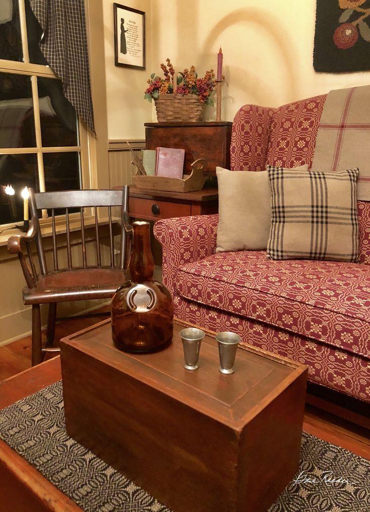 Best 25+ Primitive living room ideas on Pinterest ...