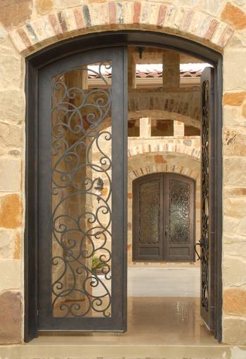 165 best mediterranean doors images on pinterest door for International decor gates
