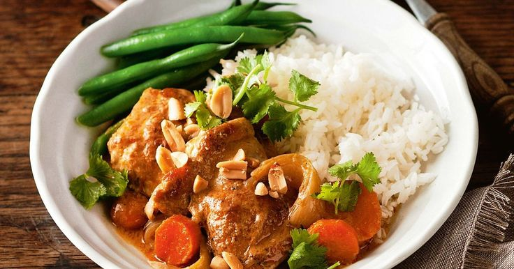 Panang is a creamy Malaysian-style curry based on coconut milk and is mild in flavour making it perfect for the whole family.
