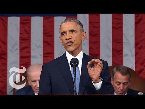 Obama State of the Union 2015 Address: President's [FULL] SOTU Speech.  January 20, 2015