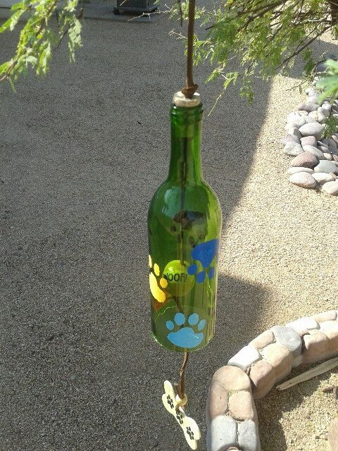 Remarkable  Best Images About Garden  Yard Artwindchimes On Pinterest  With Gorgeous Wine Bottle Wind Chime Made For Dog Lovers Unique Gift For Any Dog Owner  Beautiful Yard Or Garden Art Dog Memorial Or Pet Sympathy Gift With Easy On The Eye Garden Layouts Uk Also Garden Centre Online Uk In Addition What Is A Victory Garden And Wyndham Garden Austin As Well As Garden Centres In Fareham Additionally Black Garden Planters From Pinterestcom With   Gorgeous  Best Images About Garden  Yard Artwindchimes On Pinterest  With Easy On The Eye Wine Bottle Wind Chime Made For Dog Lovers Unique Gift For Any Dog Owner  Beautiful Yard Or Garden Art Dog Memorial Or Pet Sympathy Gift And Remarkable Garden Layouts Uk Also Garden Centre Online Uk In Addition What Is A Victory Garden From Pinterestcom