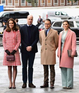 The Deeper Meaning Behind Sweden's Princess Victoria Hosting Prince William and Kate Middleton - Vogue
