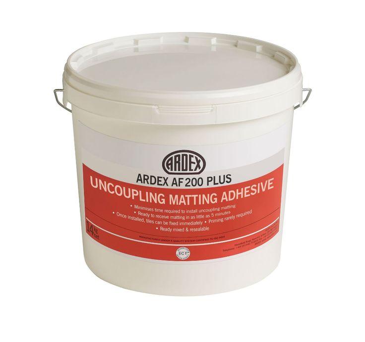 Ardex Af200 Plus 14kg Adhesive Building Materials Timber Flooring
