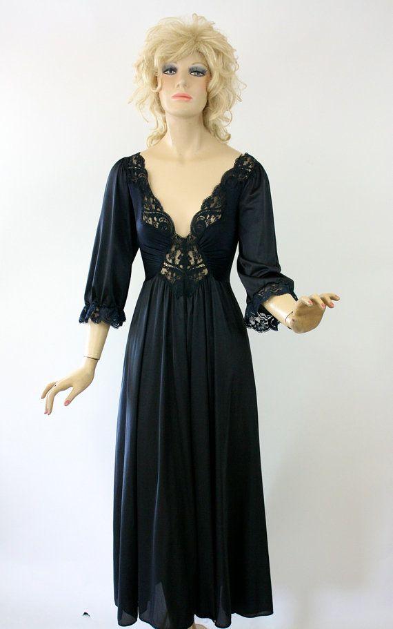 Nightgown Sleeves Nylon 44