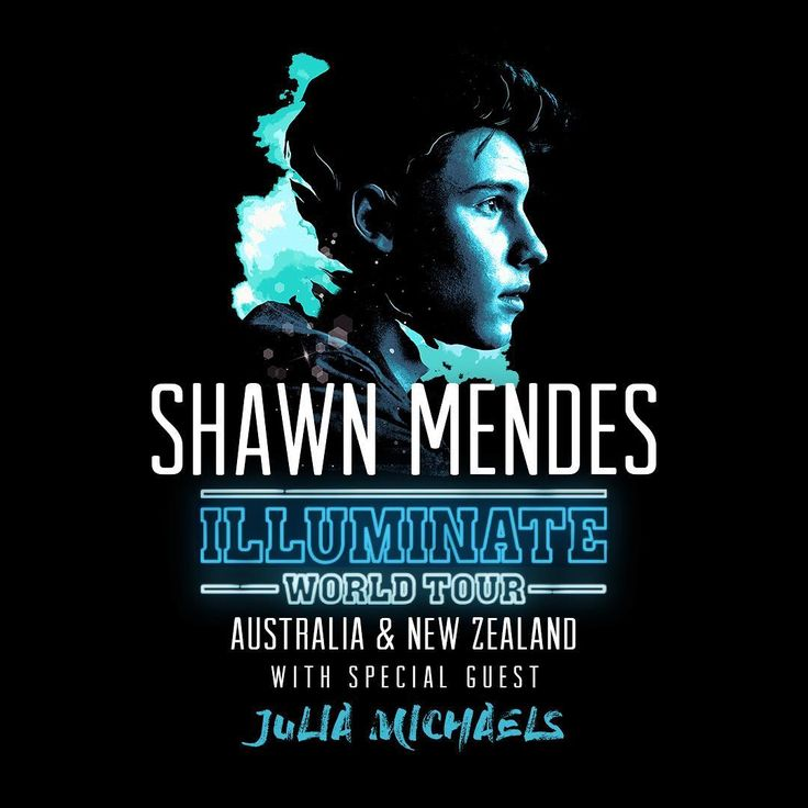 "Shawn Mendes on Instagram: ""‪So excited to announce @imjmichaels will be opening on the Australia & New Zealand tour dates! ‬x"""