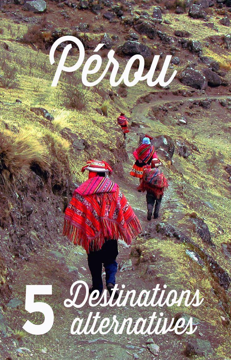 Pérou alternatif: 5 destinations à découvrir.  De la luxuriante Chachapoyas à l'aride altiplano, le Pérou est un véritable terrain de jeu pour les voyageurs en quête d'authenticité!