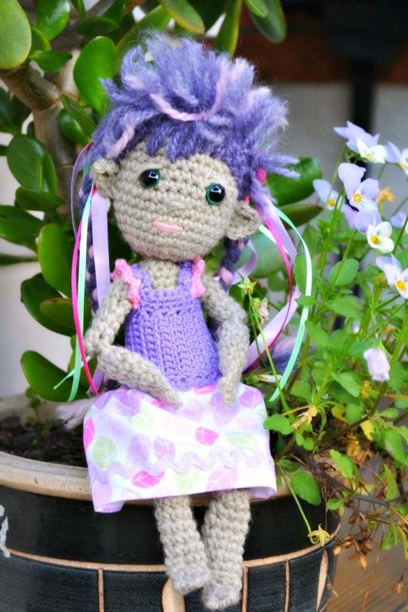 Lavender Rose Sprite  via The Green Dragonfly