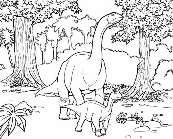 Dinosaurs And Extinct Animals Coloring Pages Dinosaur Coloring Pages Animal Coloring Pages Bird Coloring Pages