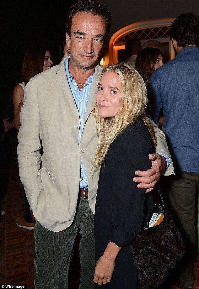 Mary-Kate Olsen, 27, Is Engaged To Olivier Sarkozy, 44