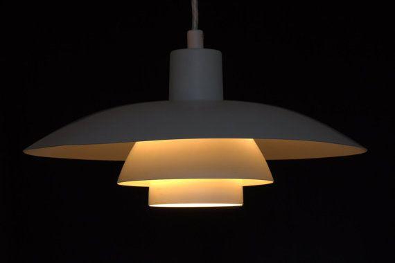 Pendant Lamp PH4/3 Poulsen vintage midcentury от periodicodeayer, €160.00