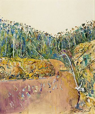 Frederick Ronald Williams was an Australian painter and printmaker. He was one of Australia's most important artists, and one of the twentieth century's major painters of the landscape.