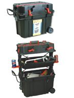 tool boxes on wheels - Google Search