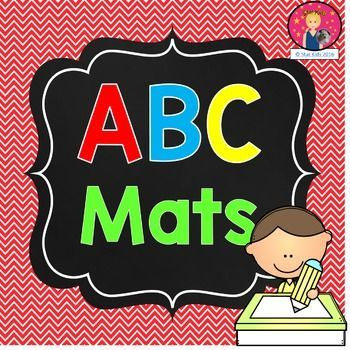This product includes mats for all of the letters of the English and Spanish alphabets, as well as numbers 0-10. Each alphabet mat includes the upper and lowercase letter. You may use at your ABC center, Play-Doo center, Art Center, and much more! You may have students trace each letter with their finger, color it, glue craft items on it (e.g.