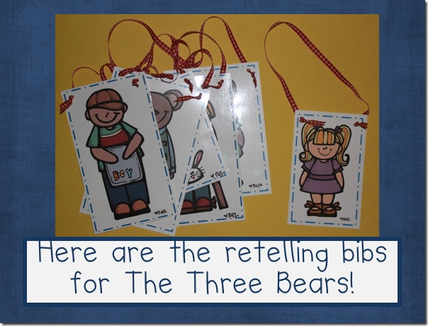 Goldilocks Playdough Mats Goldilocks And The Three Bears