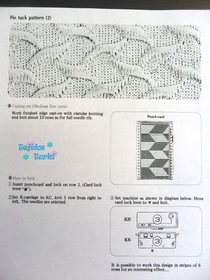 trenzas de tejido a maquina - Google Search