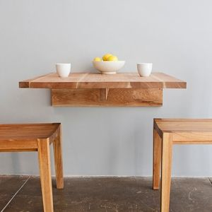 Wall Mounted Furniture: A Saving Grace For Small Space Living. Here Are  Five Of Our Current Space Saving Furniture Favorites, From Outdoor Bars To  Desks To ...