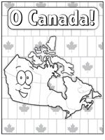 Canada Theme Unit - Printables and Worksheets & Reading Comprehension