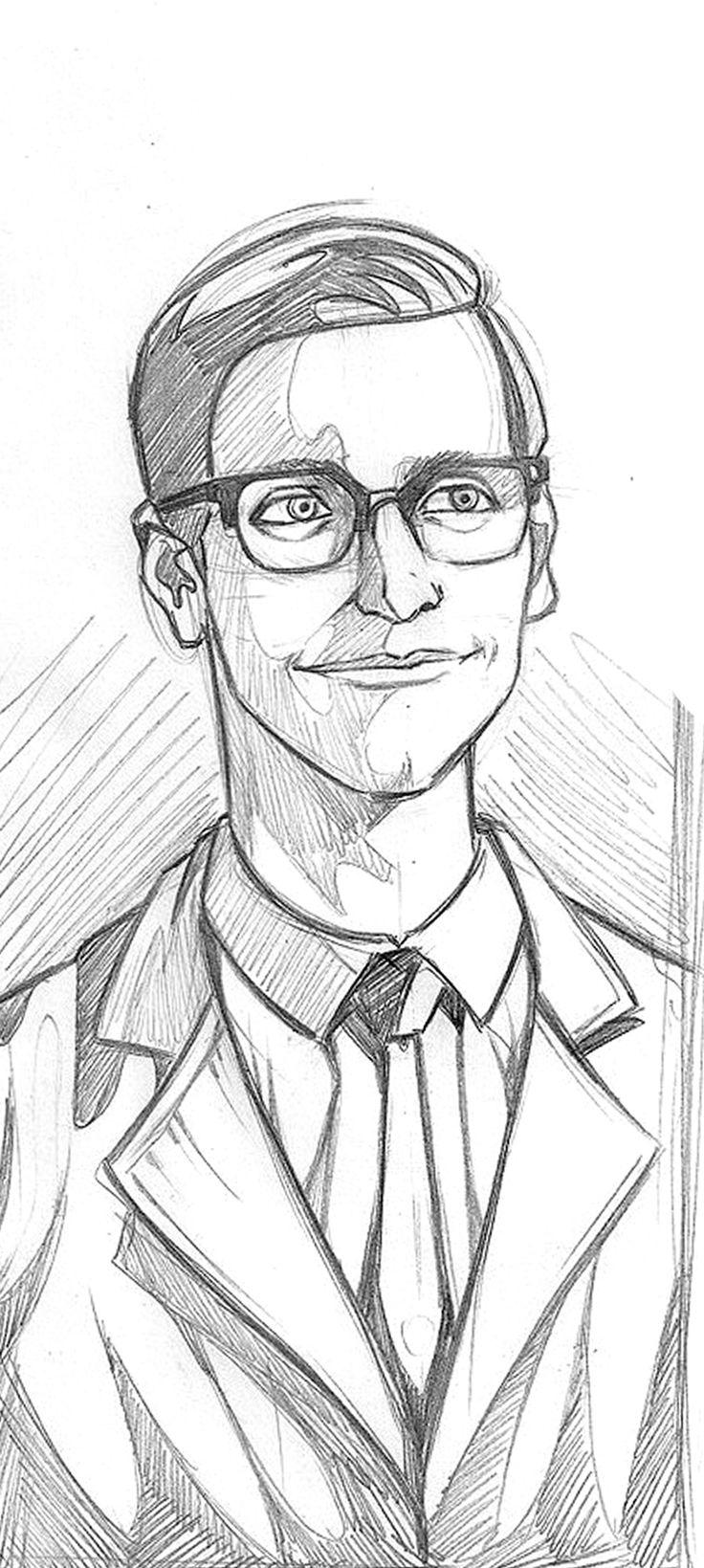 Nigma #Gotham  #Sketch #Sketchbook #Bookart #book #Character #CharacterDesign #Comic #Comicart #Comicartist #Artwork