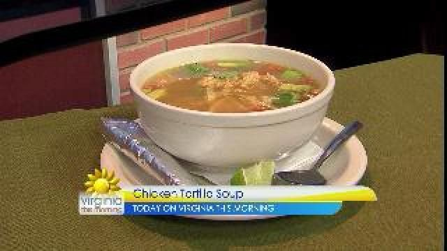 Chuy's Hot & Hearty Chicken Tortilla Soup http://wtvr.com/2014/03/14/chuys-hot-hearty-chicken-tortilla-soup/