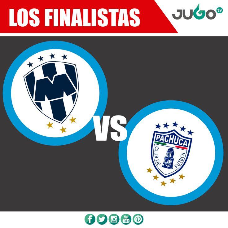 Final Liga Mx Monterrey vs. Pachuca #somosJUGOtv