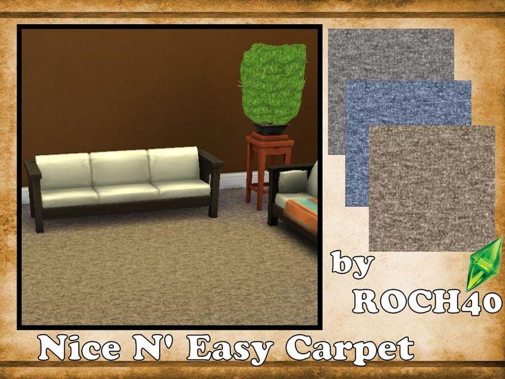 ROCH40's Nice N' Easy Carpet