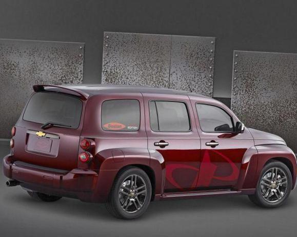 HHR Chevrolet price - http://autotras.com