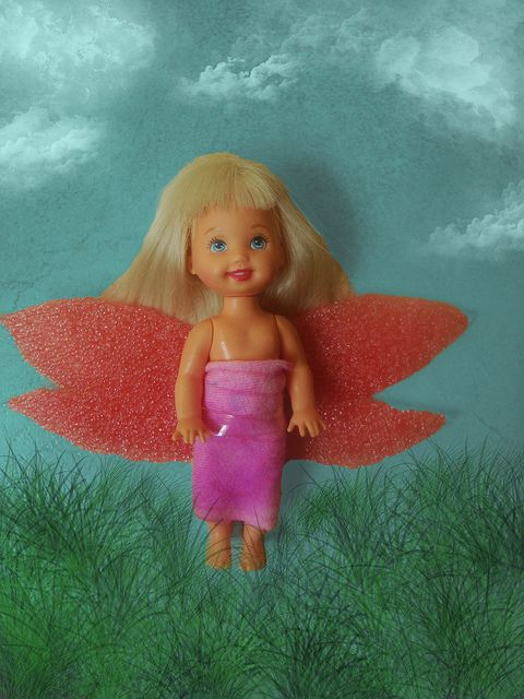 diy fairy doll | Recent Photos The Commons Getty Collection Galleries World Map App ...