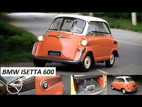 Garagem do Bellote TV: BMW Isetta 600 - YouTube