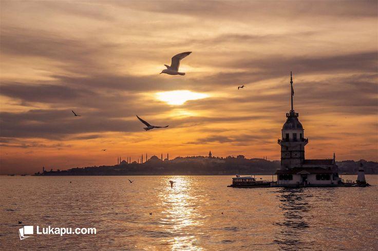 Herkese keyifli bir hafta sonu diliyoruz :) #Lukapu #Fotokitap #Fotograf #istanbul #KizKulesi